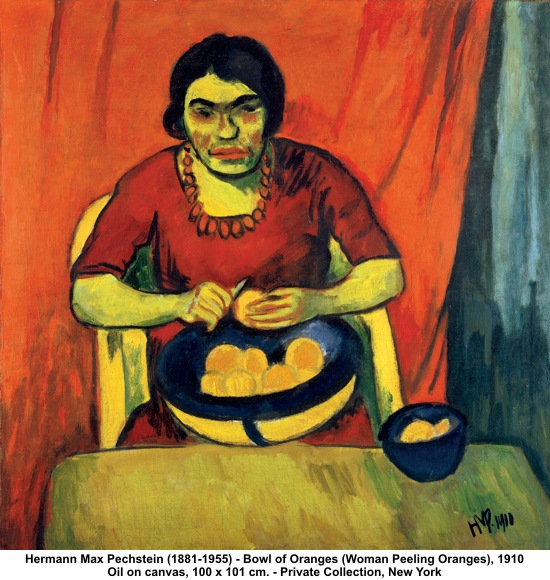 Pechstein_Bowl_of_Oranges