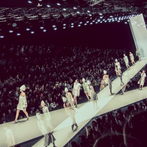 Mercedes-Benz Fashion Week Russia и eBay